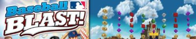 Baseball Blast for Wii - header