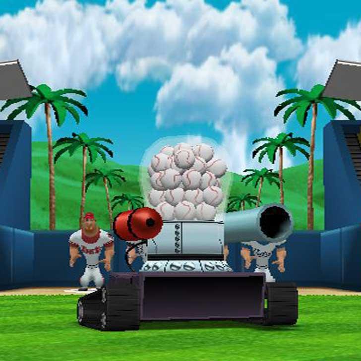 Baseball Blast for Wii - Screenshot #2