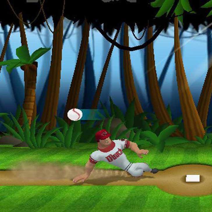 Baseball Blast for Wii - Screenshot #4