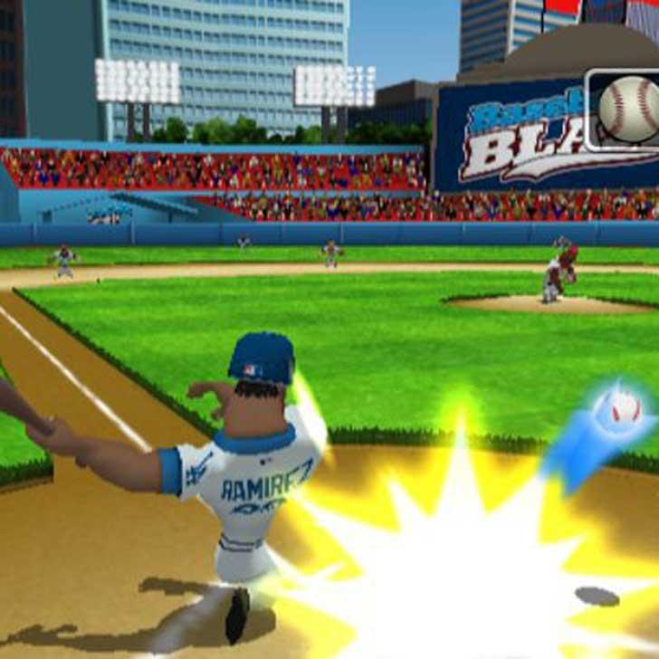 Baseball Blast for Wii - Screenshot #1