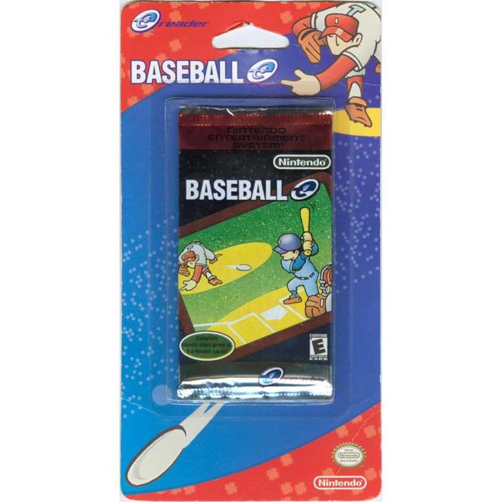 Nintendo Baseball e-Cards