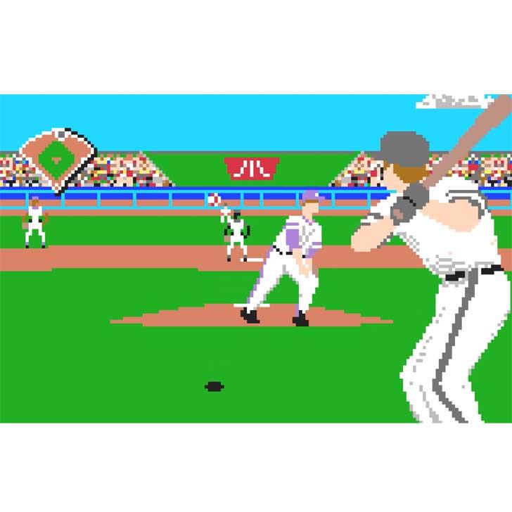 Baseball Heroes for Lynx Screenshot