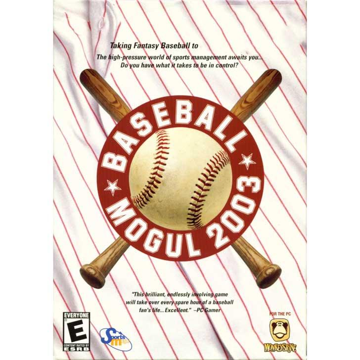 Baseball Mogul 2003