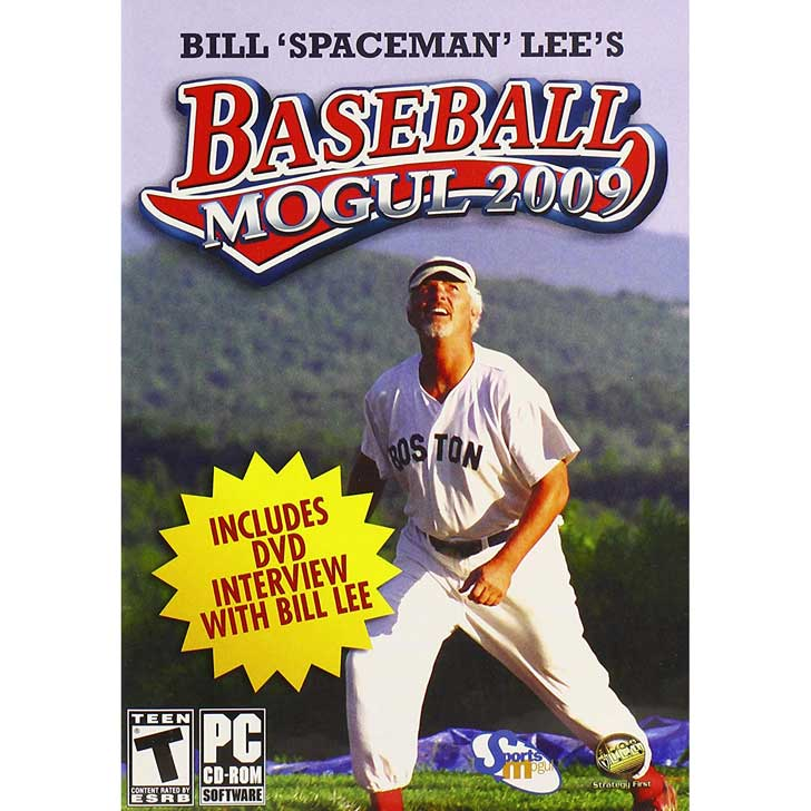 Baseball Mogul 2009 with Bill Lee