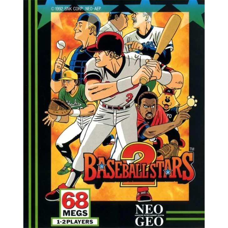 Baseball Stars 2 by SNK