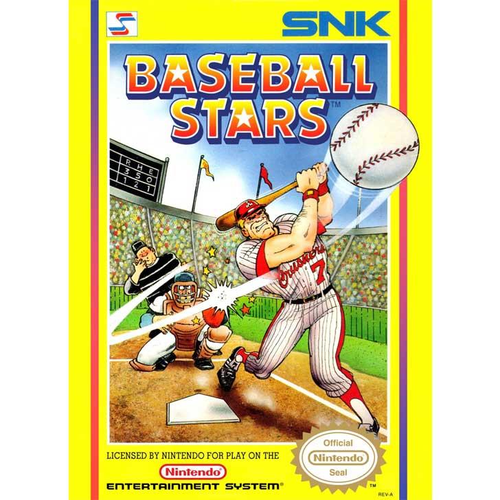 Baseball Stars by SNK