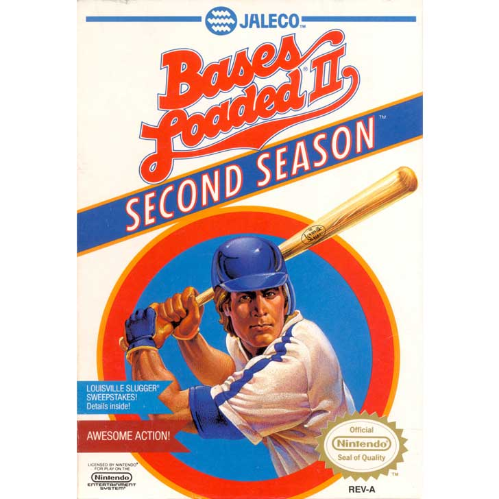 Bases Loaded II: Second Season