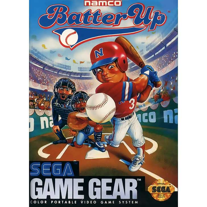 Batter Up by NAMCO