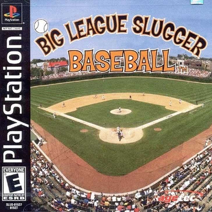 Big League Slugger Baseball