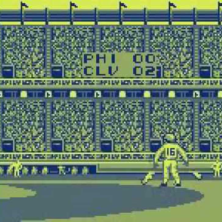 Bo Jackson Hit & Run Baseball & Football Screenshot