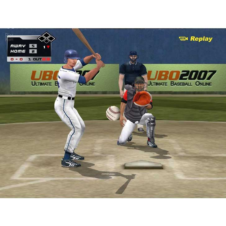 Cal Ripken's Real Baseball Online Screenshot