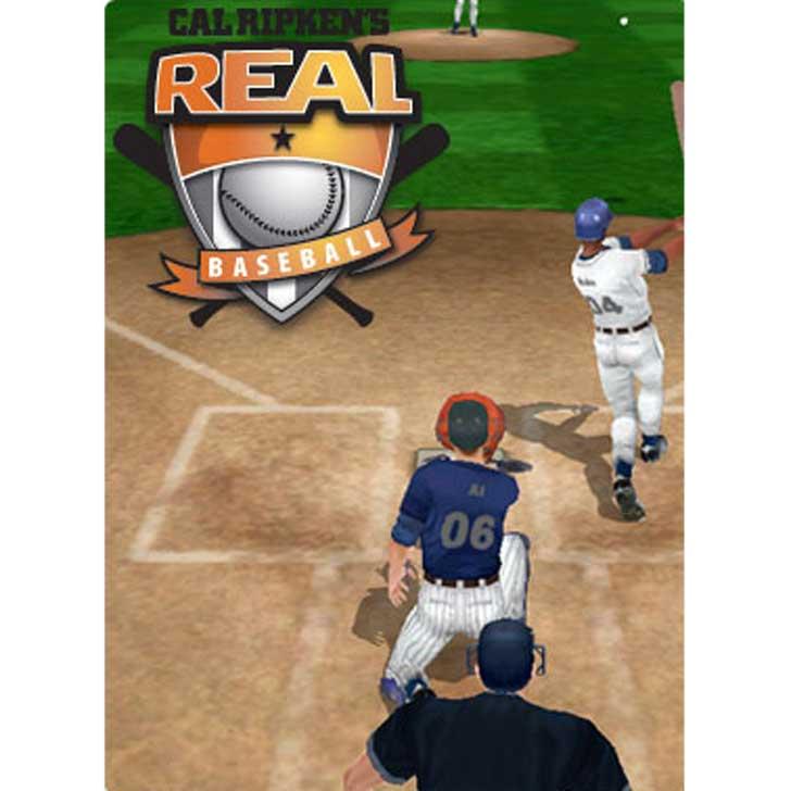 Cal Ripken's Real Baseball Online