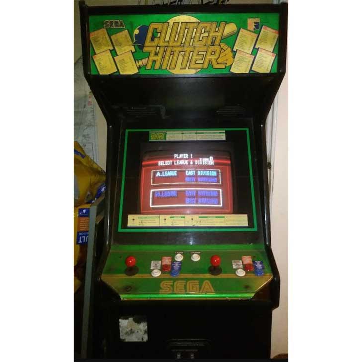 Clutch Hitter – Baseball Arcade Game