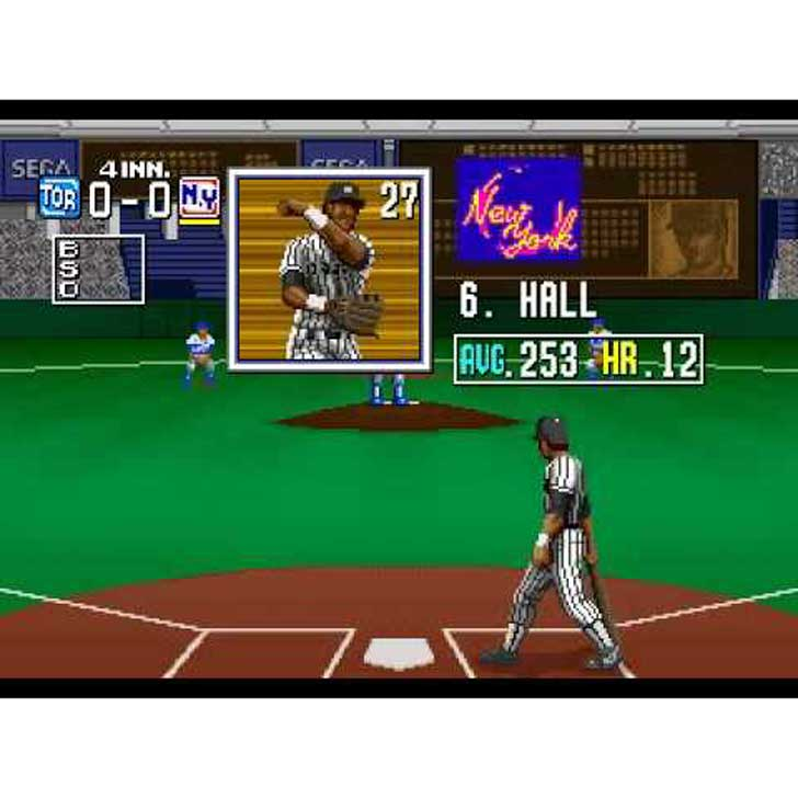 Clutch Hitter Screenshot