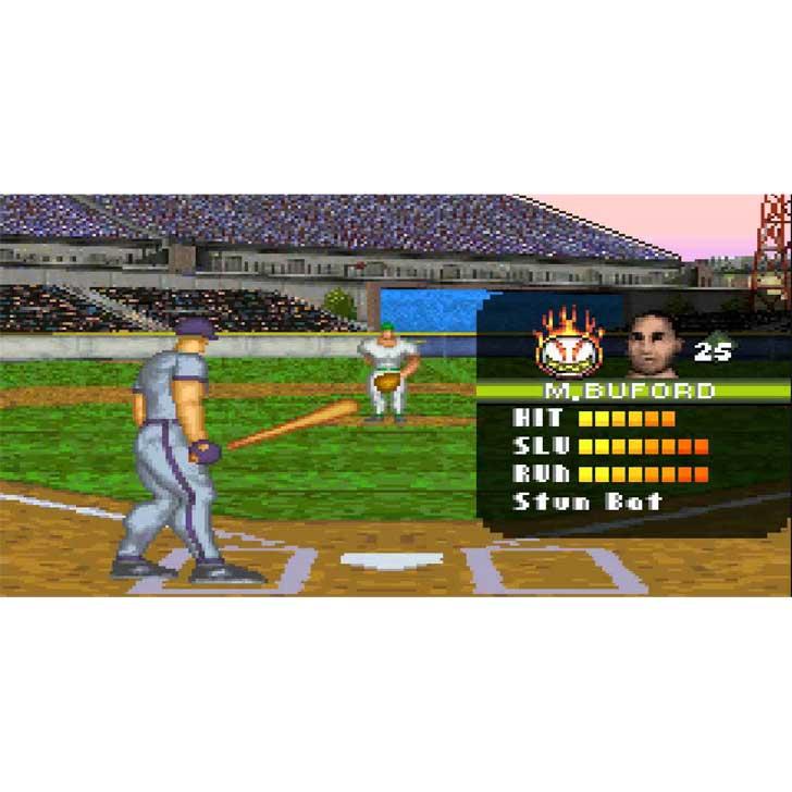 Crushed Baseball Screenshot