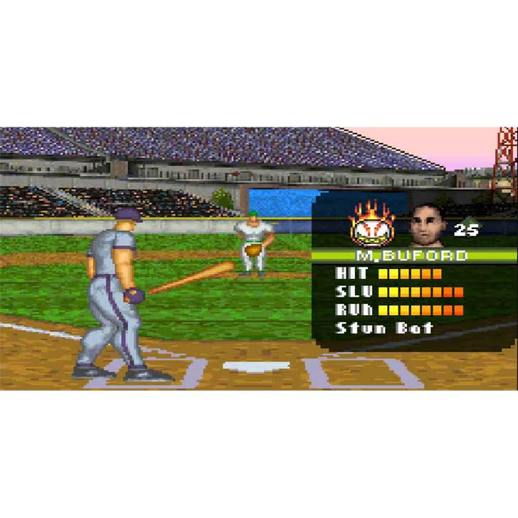 Crushed Baseball Screenshot