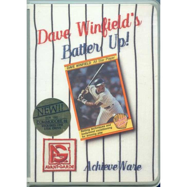 Dave Winfield's Batter Up