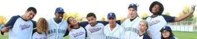 Double Play - baseball movie header