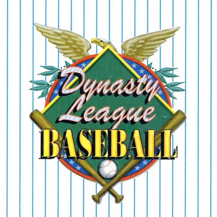 Dynasty League Baseball logo