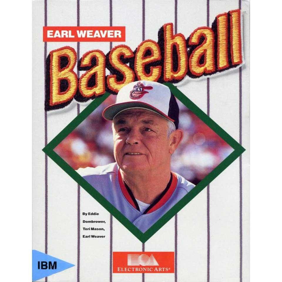 Earl Weaver Baseball