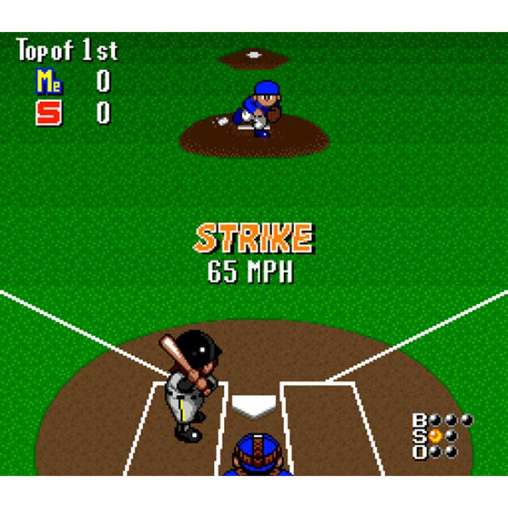 Extra Innings by Imagesoft Screenshot