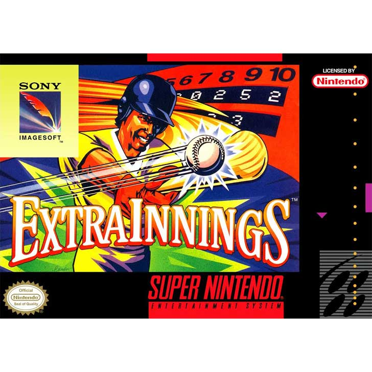 Extra Innings by Imagesoft