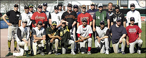 100 Innings of Baseball 2005, Ironmen