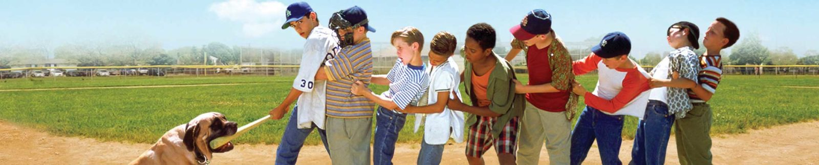 The Sandlot - header