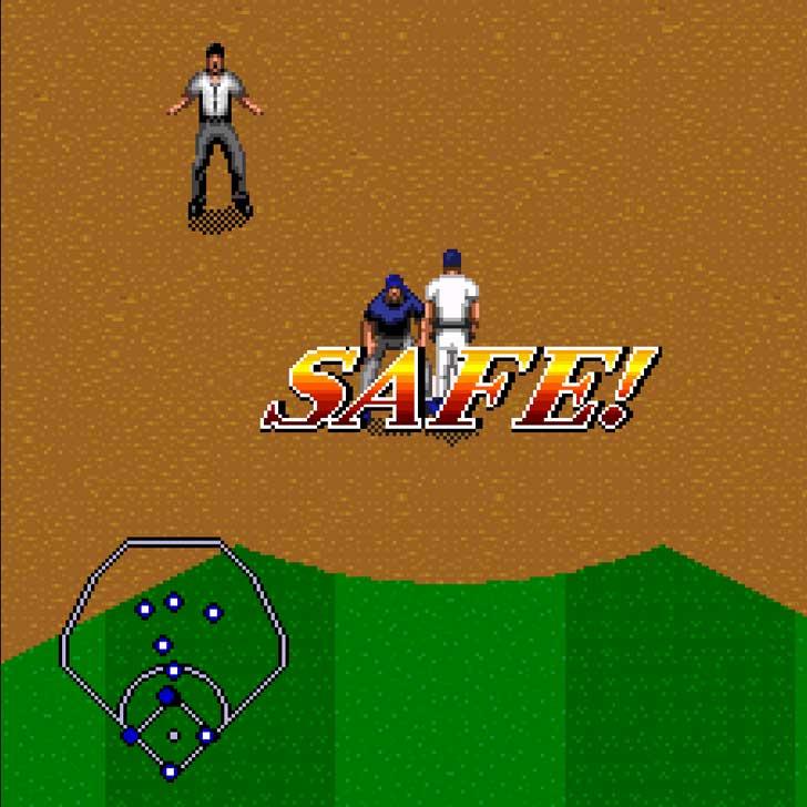 MLBPA Baseball Screenshot