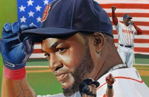 David Ortiz Cover Photo