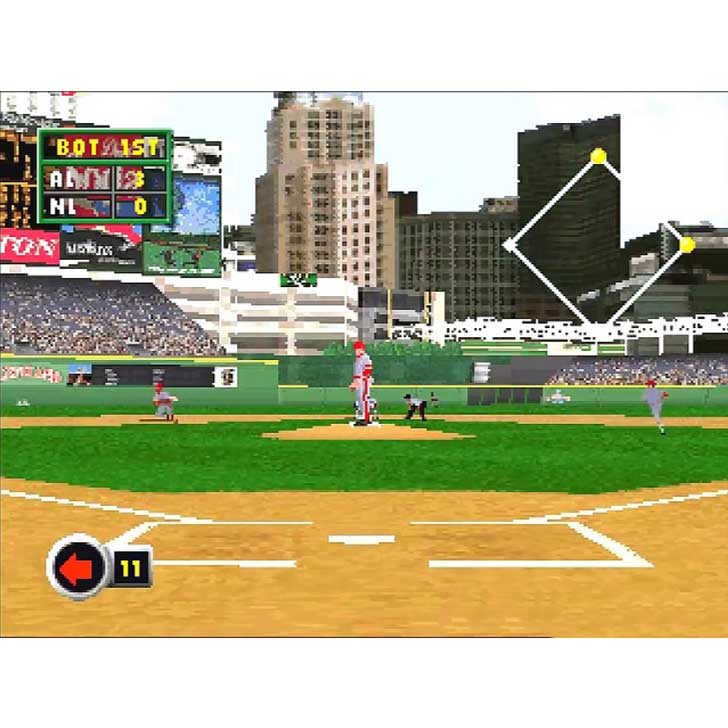 Grand Slam Baseball Screenshot