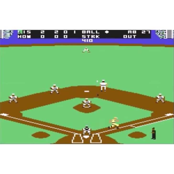 Grand Slam Baseball with Steve Garvey & Jose Canseco Screenshot