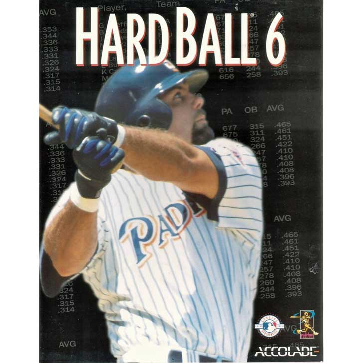 Hardball 6 by Accolade