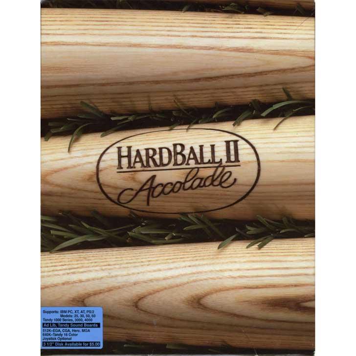 Hardball II by Accolade