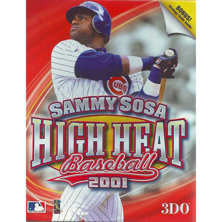 High Heat 2001 with Sammy Sosa
