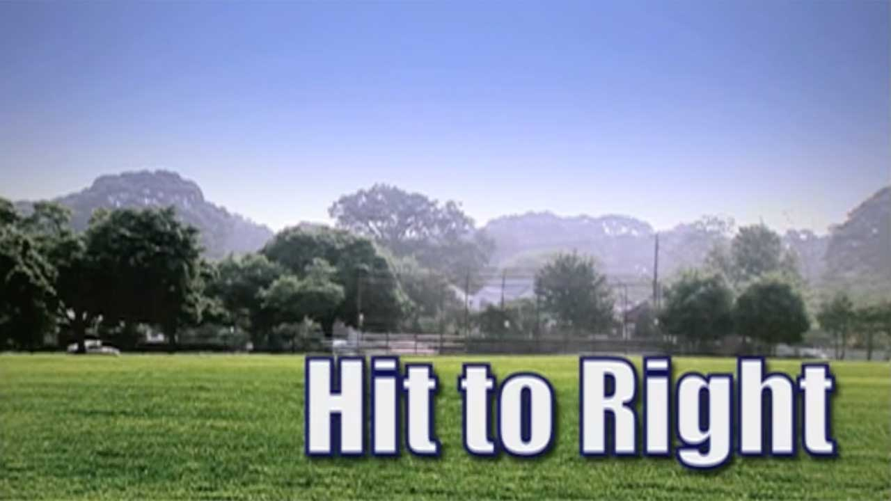 Hit to Right movie