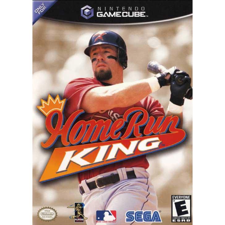 Home Run King by Sega