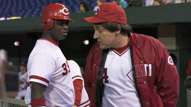Hustle movie with Tom Sizemore as Pete Rose
