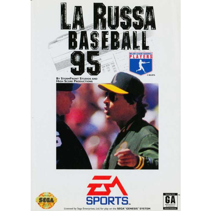 La Russa Baseball '95 (1995)