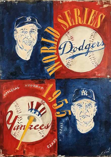Lindsay Frost: 1955