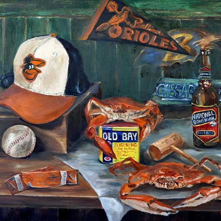 Lindsay Frost: Iconically Baltimore