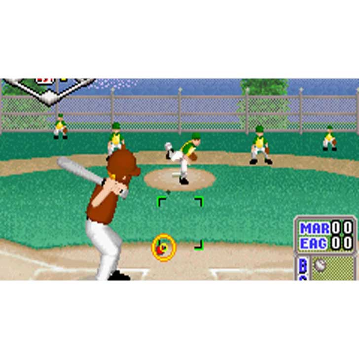 Little League Baseball Screenshot