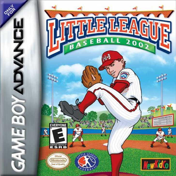 Little League Baseball for Game Boy Advance