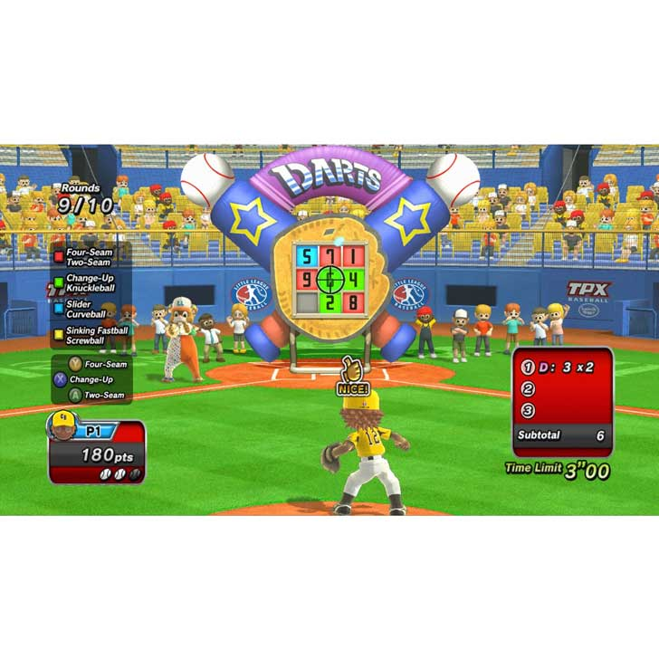 Little League Baseball: World Series screenshot darts