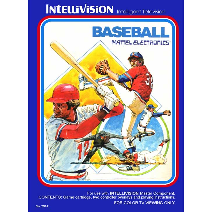 Baseball by APH (no MLB logo)