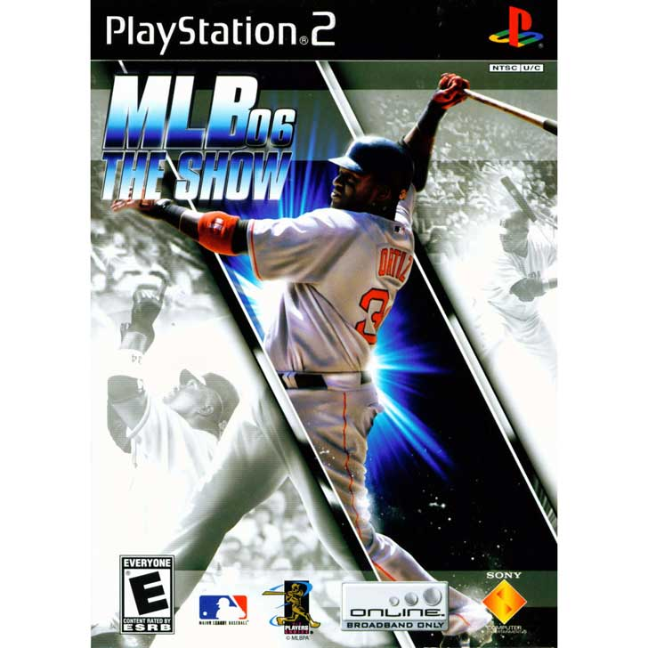 MLBMLB 06: The Show with David Ortiz06: The Show