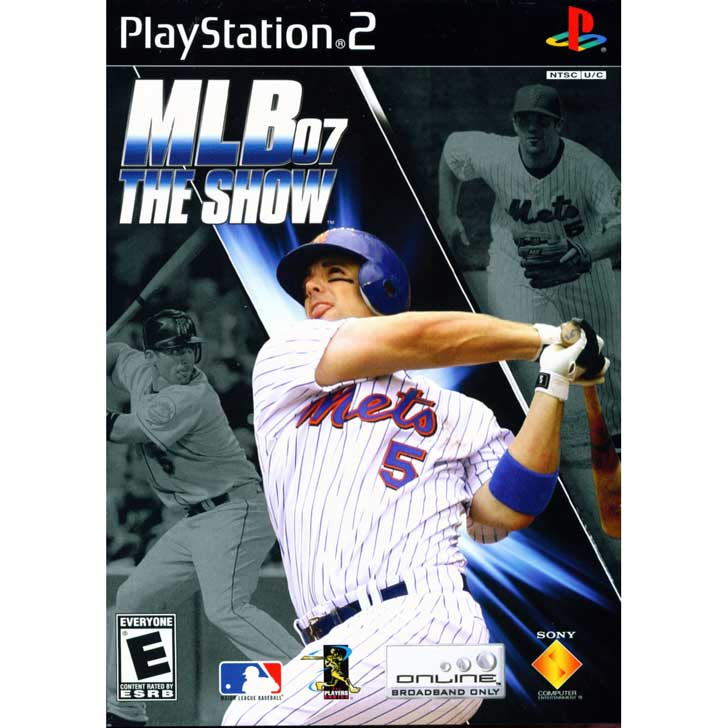MLB 07: TheMLB 07: The Show with David Wright Show