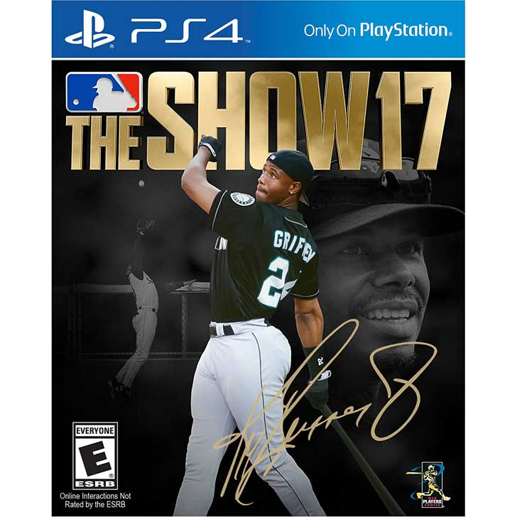 MLB 17: The Show with Ken Griffey Jr.