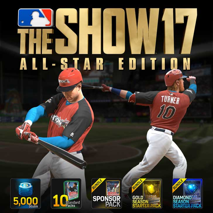 MLB 17: The Show – All-Star Edition with Justin Turner