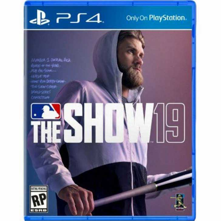 MLB 19: The Show with Bryce Harper